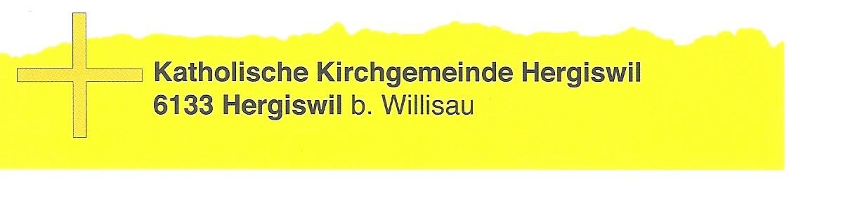 Pfarrei Hergiswil bei Willisau - St. Johannes der Täufer